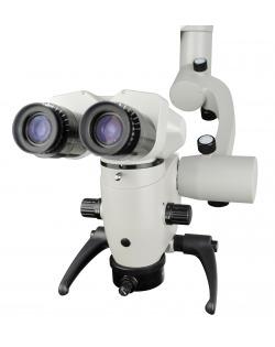 Obturatie frontala la microscop